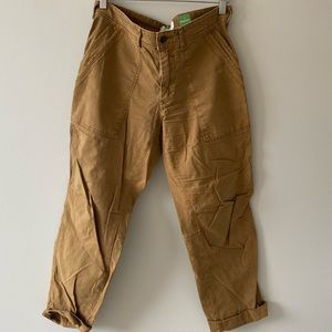Anthropologie Wanderer Utility Pants